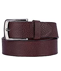 Coconut Men's Belt (belt016_Brown_X-Large)