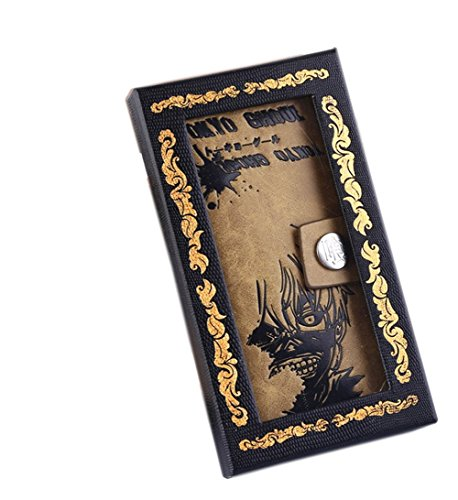 Various Style Anime Cosplay Wallet Cute Long Wallet for Sale