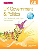 img - for UK Government & Politics (As) book / textbook / text book