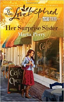 Her Surprise Sister (Texas Twins Book 1) and over one million other