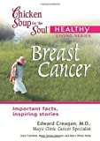 Chicken Soup for the Soul Healthy Living Series: Breast Cancer: important facts, inspiring stories (0757302742) by Canfield, Jack