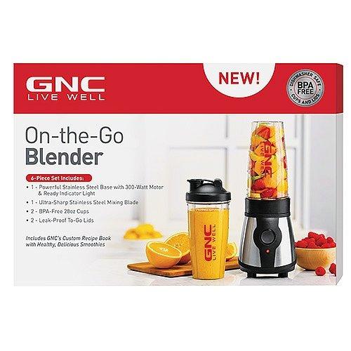 GNC On The Go Blender (Blender On The Go Gnc compare prices)