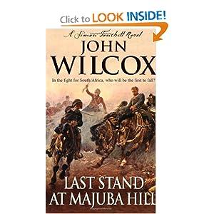Last Stand at Majuba Hill - John Wilcox