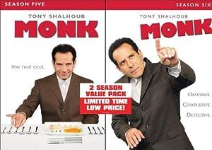 Monk: Season 5 / Monk: Season 6 Value Pack
