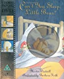 Martin Waddell Can't You Sleep, Little Bear? (Book & DVD)