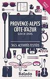 """Afficher """"Provence-Alpes-Côte d'Azur"""""""