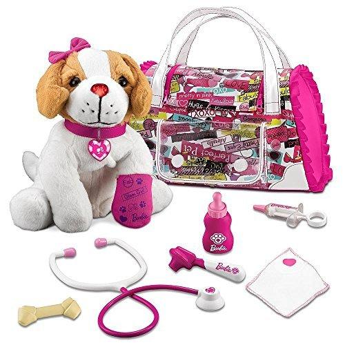 Barbie-Hug-N-Heal-Pet-Dog-Vet-Doctor-Kit-Set