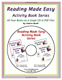 Reading Made Easy Activity Book Series CD