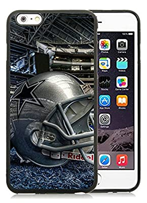 Genuine Dallas Cowboy Black iPhone 6S Plus 5.5 Inches Shell Case,iPhone 6 Plus TPU Case
