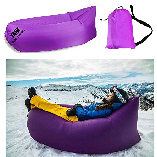yahe     outdoor convenient inflatable lounger air sleeping baghangout as lounge chair yahe     outdoor convenient inflatable lounger air sleeping bag      rh   usa testzon