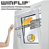 """WINFLIP� DIGITAL AUTOMAT. FENSTER�FF. Wvon """"Winflip"""""""