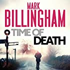 Time of Death Audiobook by Mark Billingham Narrated by Mark Billingham
