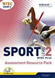 img - for BTEC Level 2 First Sport Assessment Resource Pack (BTEC First Sport) book / textbook / text book