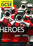 img - for Heroes (York Notes) book / textbook / text book