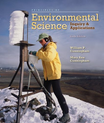 Package: Principles of Environmental Science with Connect...