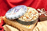 32oz Superior Mixed Nuts Holiday Gift Tin (Salted)