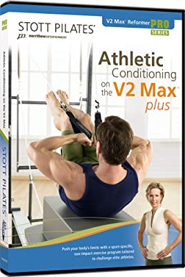 Stott Pilates Athletic Conditioning On The V2 Max Plus DVD