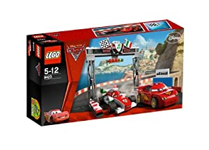 LEGO Disney Cars 8423: World Grand Prix Racing Rivalry