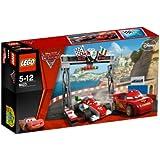 LEGO Cars 8423 - La Carrera por el Gran Premio Mundial (ref. 4584293)