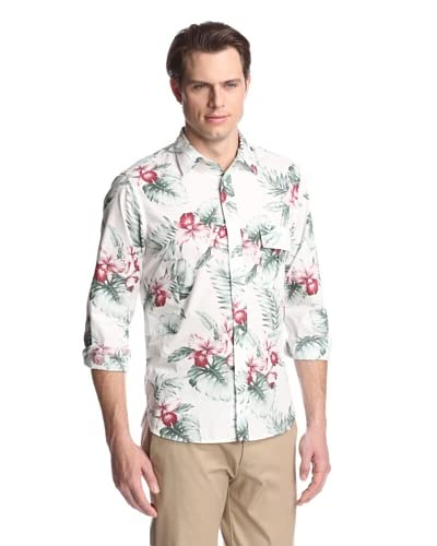 Garbstore London Men's Trouble In Paradise Blouson Shirt