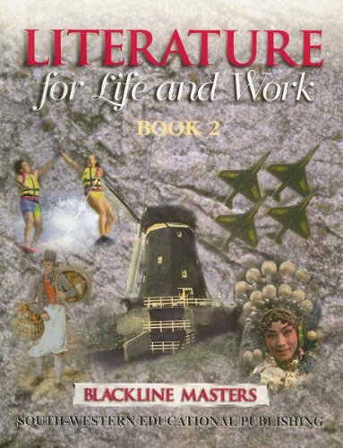 Literature for Life and Work: Book 2: Blackline Masters