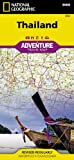 Thailand (Adventure Map (Numbered))