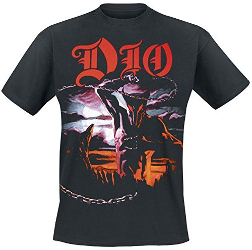 Dio Ronnie James Dio R.I.P. T-Shirt nero XXL