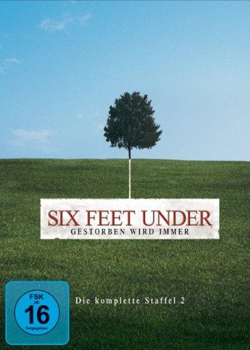 Six Feet Under - Gestorben wird immer, Die komplette zweite Staffel [5 DVDs]