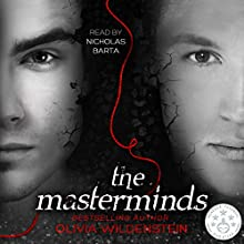 The Masterminds: Masterful, Book 2 Audiobook by Olivia Wildenstein Narrated by Nicholas Barta