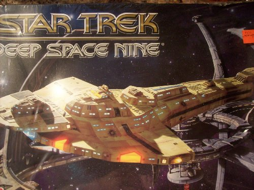 Star Trek Deep Space Nine Cardassian Galor Class Ship Model