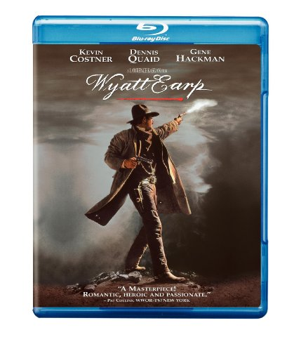 Cover art for  Wyatt Earp [Blu-ray]