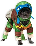 Rubies Costume Company Teenage Mutant Ninja Turtles Leonardo Pet Costume, Small