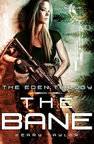 The Bane by Keary Taylor ebook deal