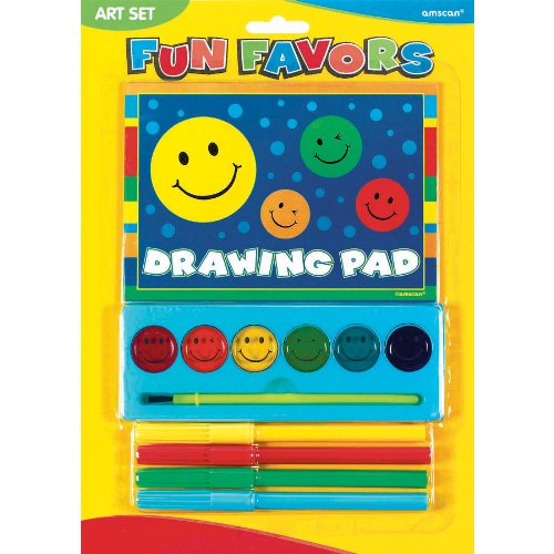 Party Favors - 1 Art Set