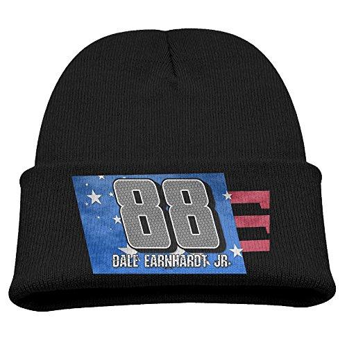 ACMIRAN Dale Earnhardt Jr. Unisex Children's Cap One Size Black (Diablos Fire Caps compare prices)