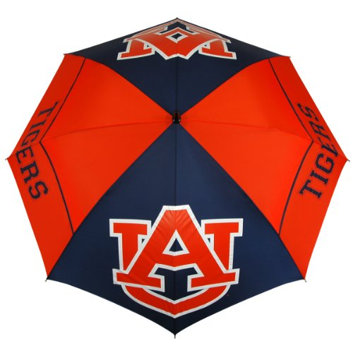 NCAA Auburn Tigers 62-Inch WindSheer Hybrid Umbrella at Amazon.com