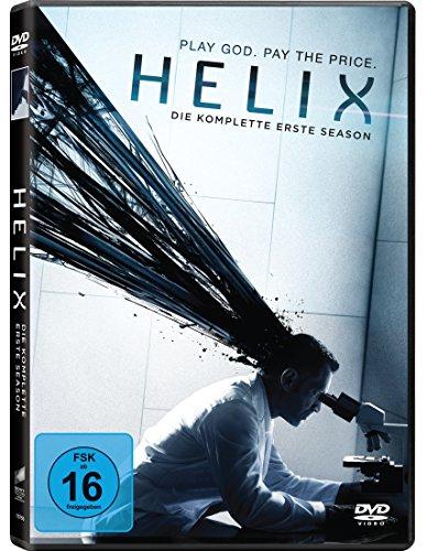 Helix - Die komplette erste Season (3 Discs)