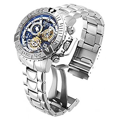 Invicta Men's 18216 Subaqua Analog Display Swiss Quartz Silver Watch