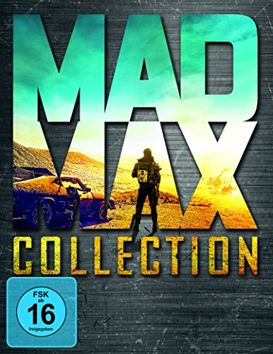 Mad Max Collection: Limited Art Card Edition [Edizione: Germania]