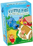 Tactic 3 Little Pigs and The Big Bad Wolf