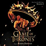 Game Of Thrones: Season Two ~ Ramin Djawadi