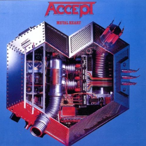 Metal Heart by Accept (2004-03-02)