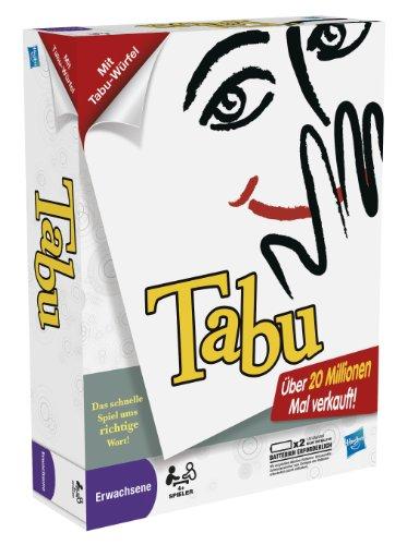 Hasbro 30658100 Tabu