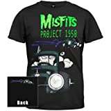 Old Glory - Misfits - Mens Car Project 1950 T-shirt