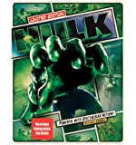 Hulk (Bilingual)(SteelBook Edition) (Blu-ray + DVD + Digital Copy + UltraViolet)