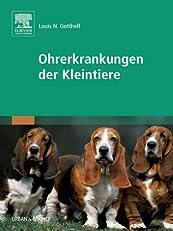 Ohrerkrankungen der Kleintiere (German Edition)