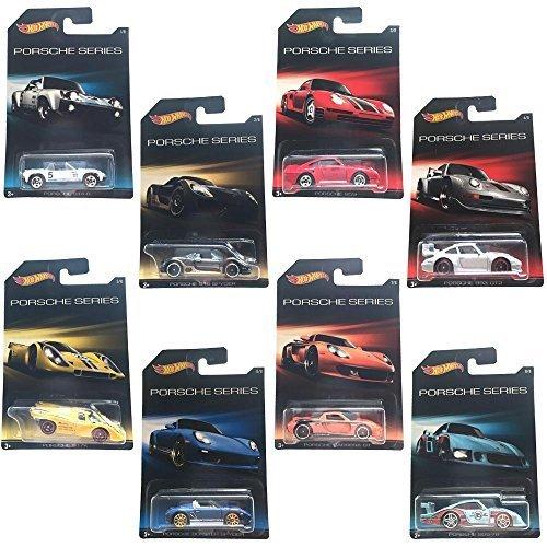 hot-wheels-porsche-series-exclusive-8-car-set