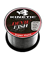 Kinetic Filo Da Pesca Super Mono 0,50 mm Gris
