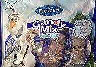 Disney Frozen Piñata Filler Candy Filler Olaf 14.1 Ozs Lollipops Gummies Candy Snowflakes