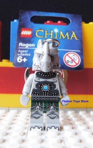 LEGO Legends of Chima: Rogon Keychain - 1